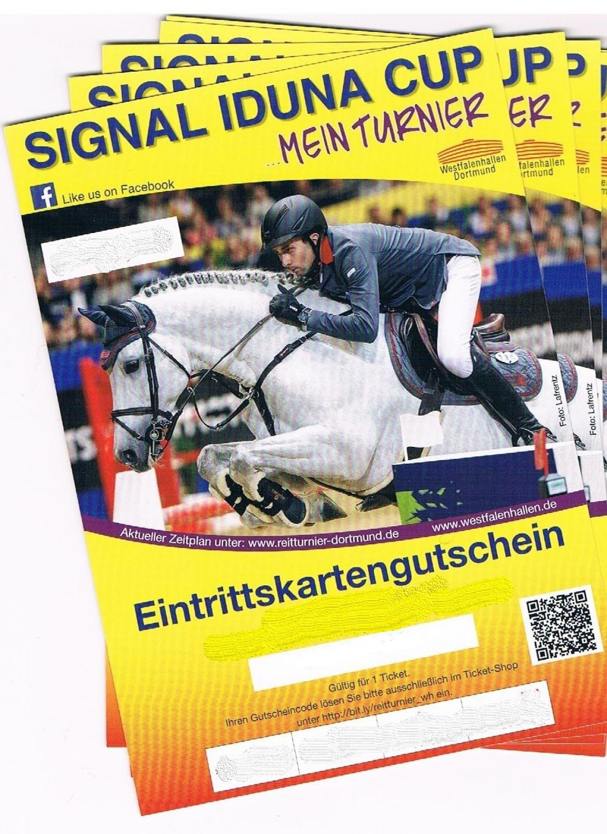 Tradition, Spitzensport und Shopping–der SIGNAL IDUNA CUP